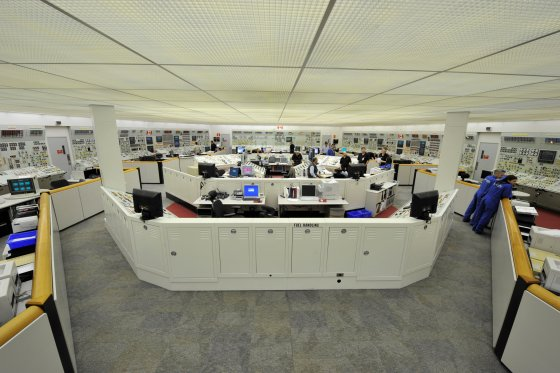 Bruce Power controlroom