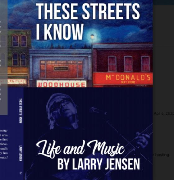 life and music larry jensen
