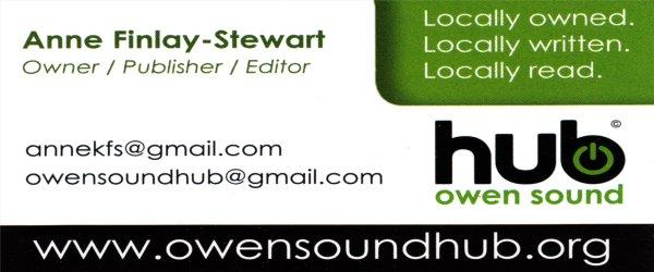 Hub Owner's Card